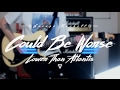 Lower Than Atlantis - Could Be Worse // Guitar Cover