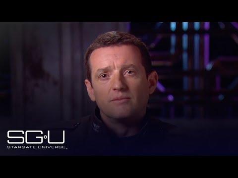 Stargate Universe: Louis Ferreira