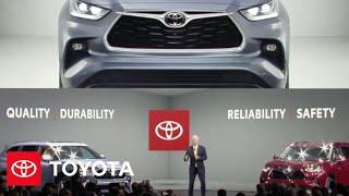 Toyota | New York Auto Show 2019