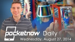 Galaxy Note 4 ads, Google Nexus 9 processor, iPhone 6 event & more - Pocketnow Daily