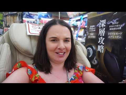 Tokyo Day 4 | Akihabara | Maid Cafe | Animate | Final Fantasy | First Cabin Capsule Hotel