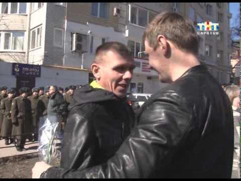 В России отмечают день внутренних войск МВД