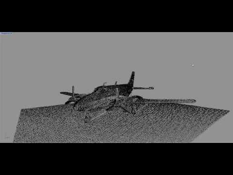 Airplane LiDAR
