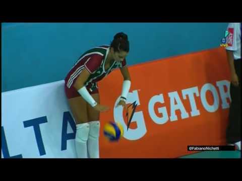 Fluminense x Bauru   Superliga de Vôlei Feminino 2016 2017   YouTube