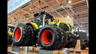NAJwiększe ciągniki rolnicze jakich nie spotkasz na ulicy
