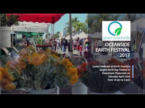 Earth Month Oceanside 2017