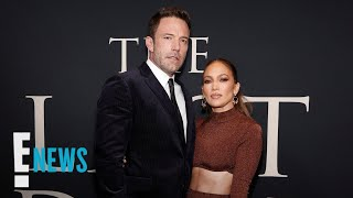 """Ben Affleck & J.Lo Show Off Their Love at """"The Last Duel"""" Premiere 