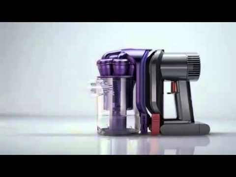 Dyson dc34 animal handstofzuiger aspirateur de table product video youtube - Aspirateur de table dyson ...