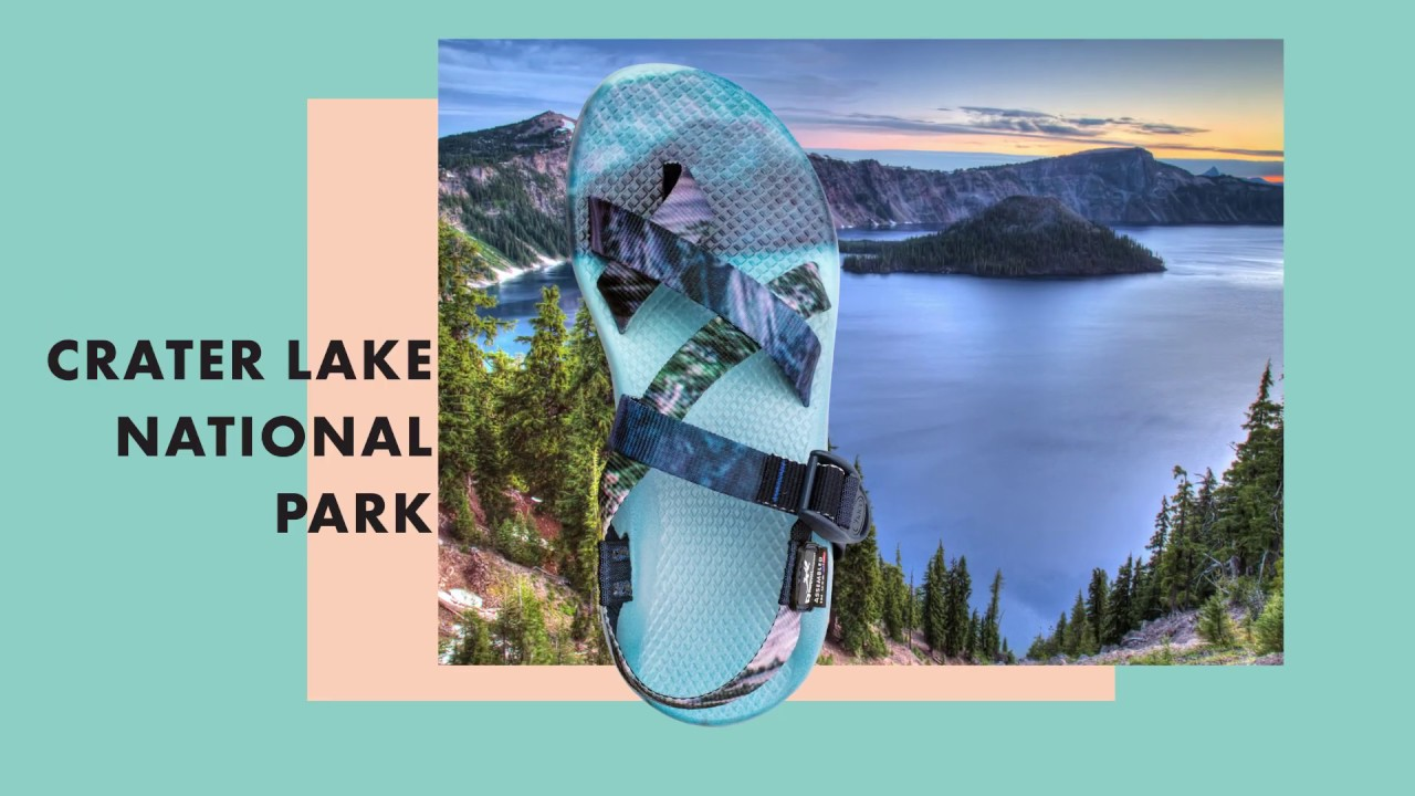 New National Park Sandals: Rocky