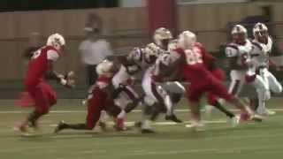 Week 7-Lamar Texans vs. Bellaire Cardinals-2014 Football