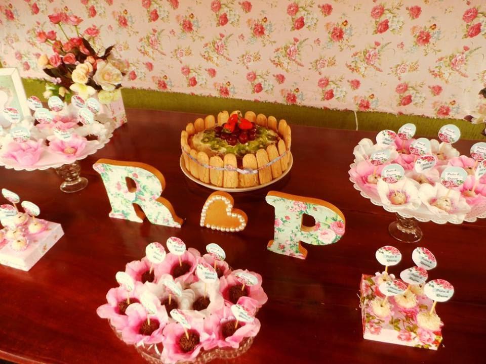 Como decorar seu noivado ou festa YouTube -> Decoração De Noivado