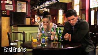 Lauren is Drunk & Disorderly - EastEnders - BBC