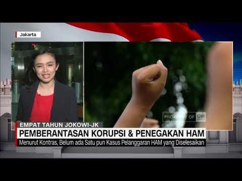 4 Tahun Jokowi-JK, Catatan Di Bidang Hukum Masih Suram