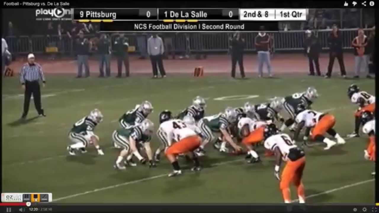 how to run the split back veer