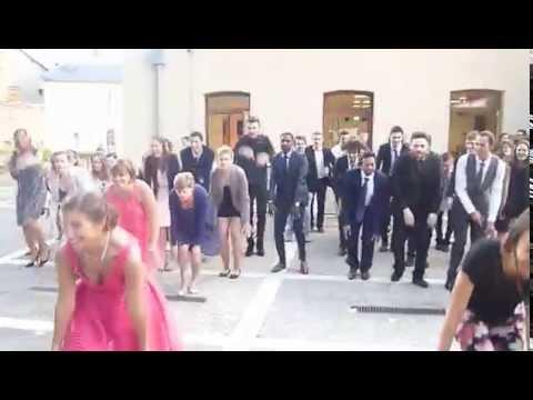 flash mob mariage adrien et sophie 2015 youtube. Black Bedroom Furniture Sets. Home Design Ideas
