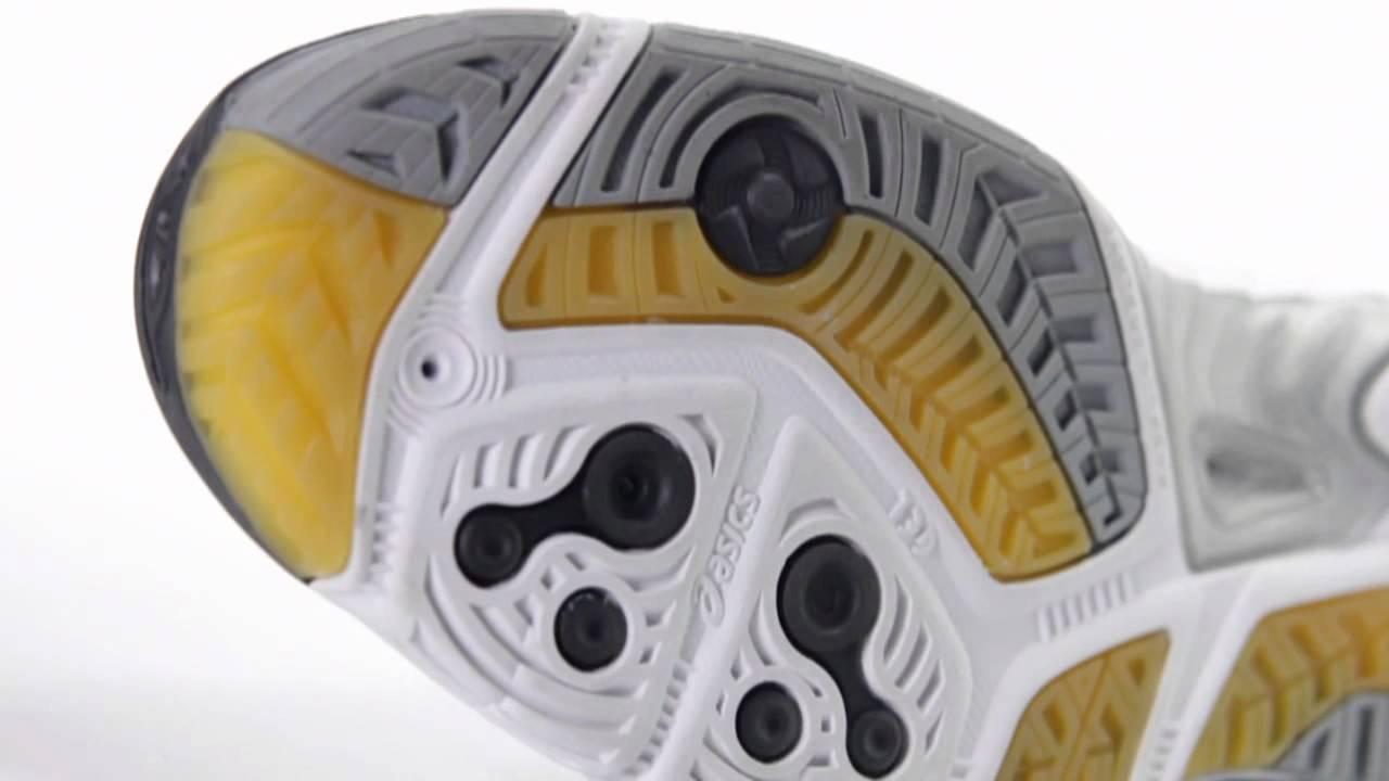 Racquetball Shoe Playtest: Asics Gel Sensei 4