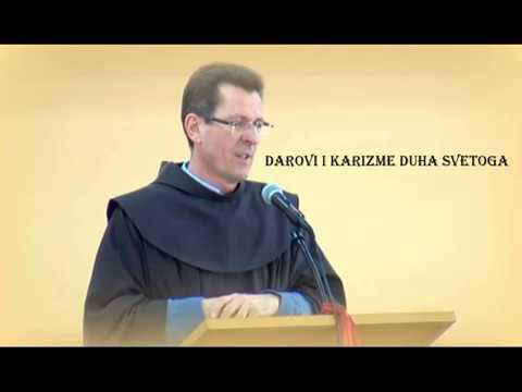 FRA ANTE VUČKOVIĆ: KARIZME I DAROVI DUHA SVETOGA