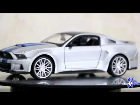 Ford Mustang Street Racer Escala 1:24
