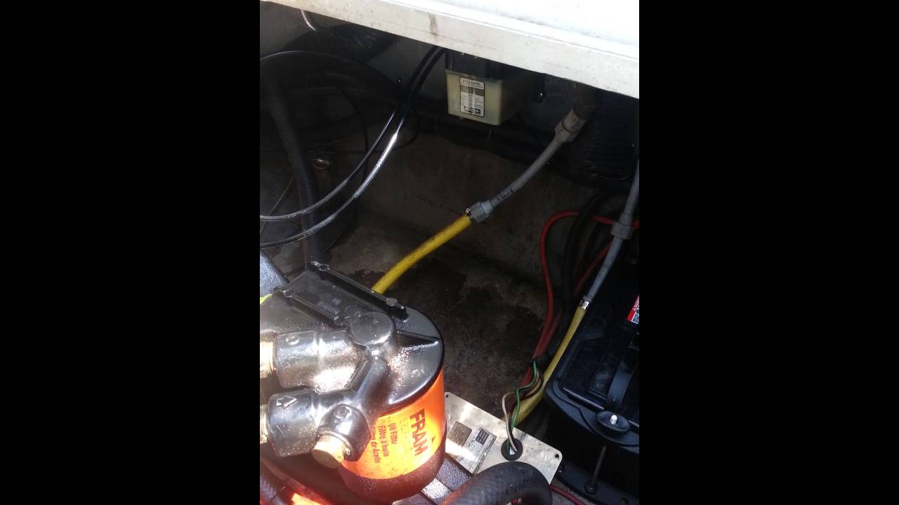 Bennet Trim Pump Install Part 1 Youtube Bennett Tab Wiring Diagram