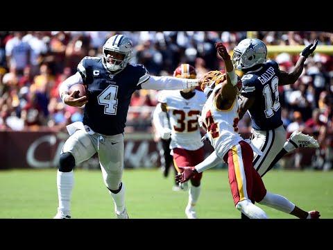 Cowboys Vs Skins Recap ( Dallas Dominates/ Fans Invaded DC 💪🏽)