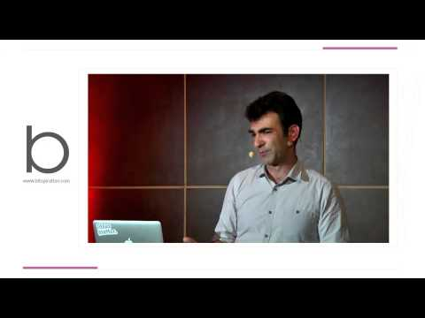 "Bitspiration 2013: ""Talent Matters Most - Pay Attention"" David Bizer"