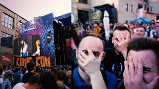 Кто на кого съездил: некультурные последствия Comic Con Ukraine 2018