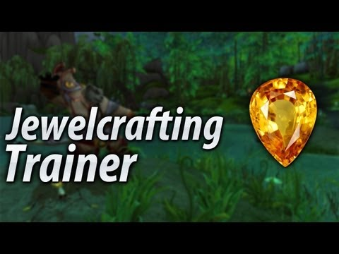 Jewelcrafting Trainer!
