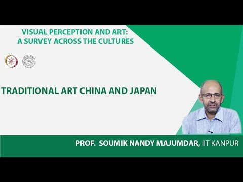 WEEK 3 – Lecture 14: Traditional art: China and Japan