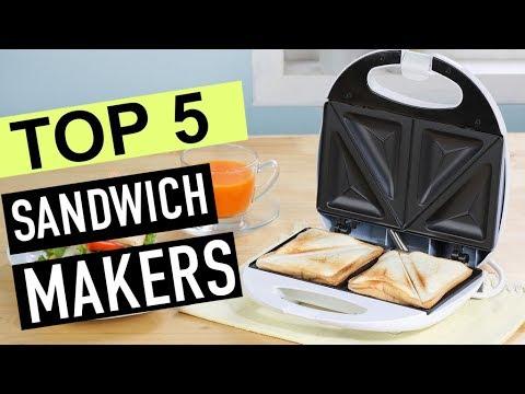 Download BEST 5: Sandwich Makers