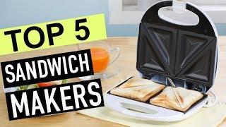 BEST 5: Sandwich Makers 2018