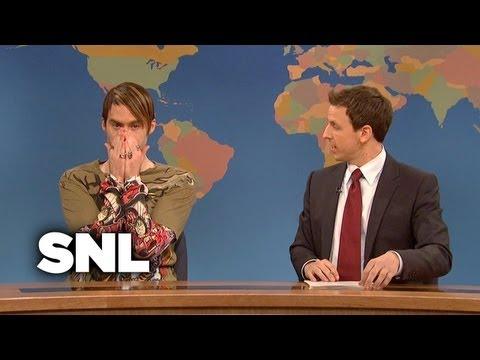 Weekend Update: Stefon on Valentine's Day's Hottest Tips - SNL