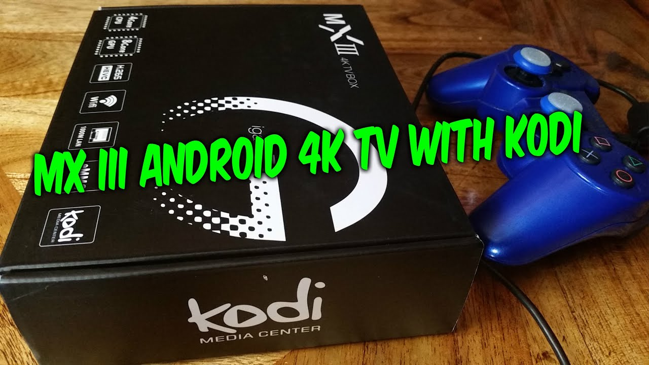 4k Android Tv Box Review - Year of Clean Water