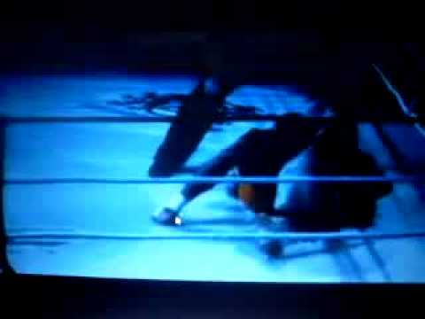 Ramsey Clark vs. Jason fitzhugh round 2