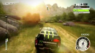 Colin McRae: Dirt 2 PC Gameplay part 1 HD