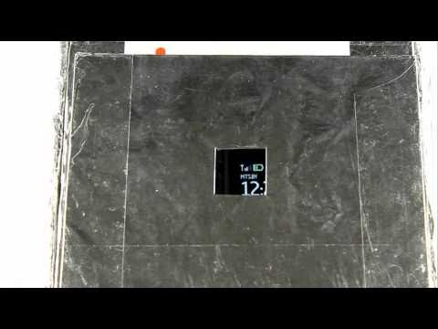 Nokia 2330. Тест на качество приема