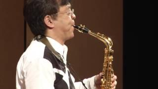 Nobuya SUGAWA & Sax Radio Ensemble | 安可曲Amazing Grace Sax Radio ...