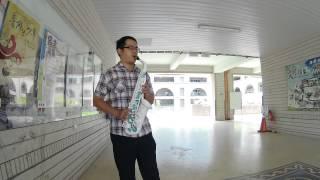 Vibrato plastic saxophone test