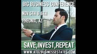 Big Business Conference 2021 in Pheonix, Arizona