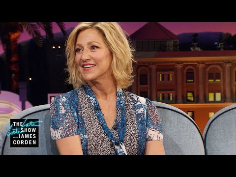 Edie Falco Can't Hide from Real Life Carmella Sopranos