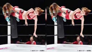 女子プロレス「スターダム」シングルのリーグ戦「5☆STAR GP」で...