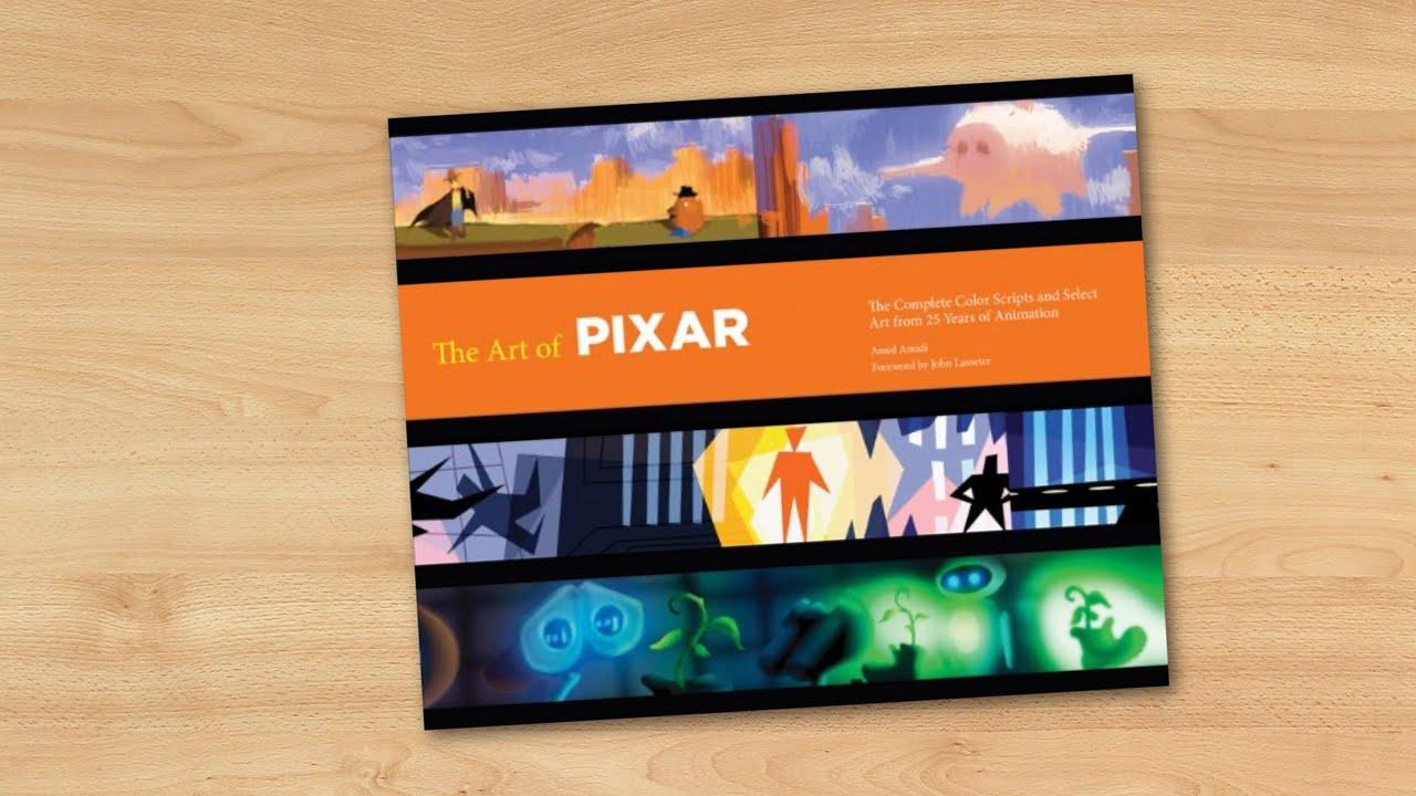 the art of pixar youtube