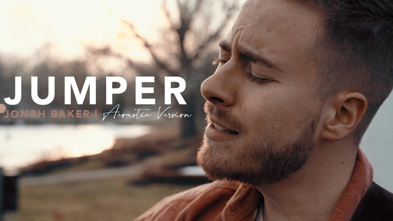 Jumper - Third Eye Blind (Acoustic Cover by Jonah Baker)