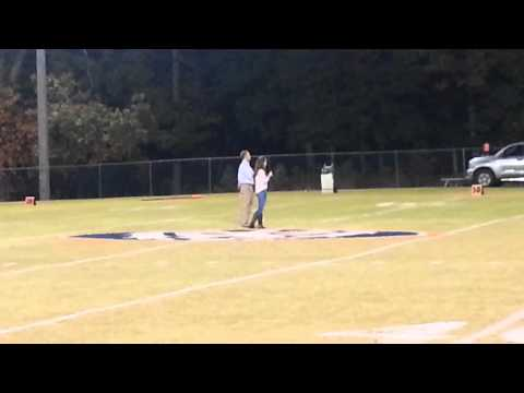 Chapin Smith Lakeview Academy National Anthem