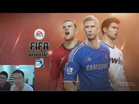 รีวิว : FIFA Online 3 แบบบ้านๆ พี่แว่น vs KirosZ
