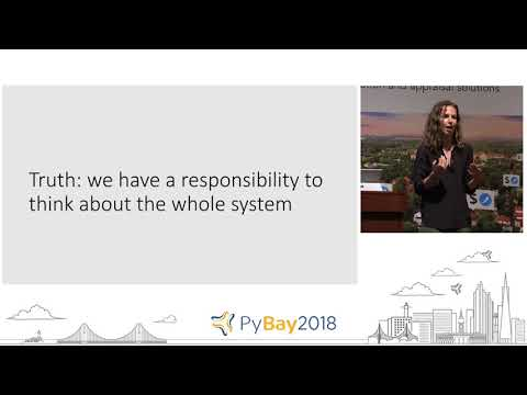 Some Healthy Principles About Ethics & Bias In AI | Rachel Thomas