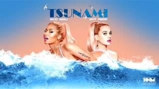 Nicki Minaj Katy Perry Tsunami MASHUP.mp3