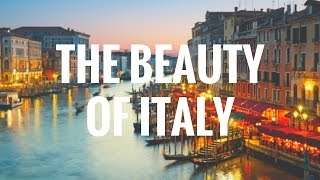 Tour - The Beauty of Italy