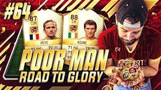 SO MANY 82+ PLAYER PACKS!! WE GOT LEGEND KEANE and PETIT! - Poor Man RTG #64 - FIFA 17 Ultimate Team