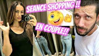 SHOPPING EN COUPLE !!