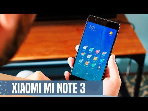 Xiaomi Mi Note 3 review: un Mi6 más GRANDE y ASEQUIBLE